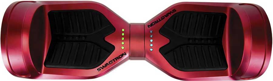 Swagtron-T3-Worlds-First-UL-2272-Swagtron-T3-launch-best-hoverboard-red-Indicator-lights