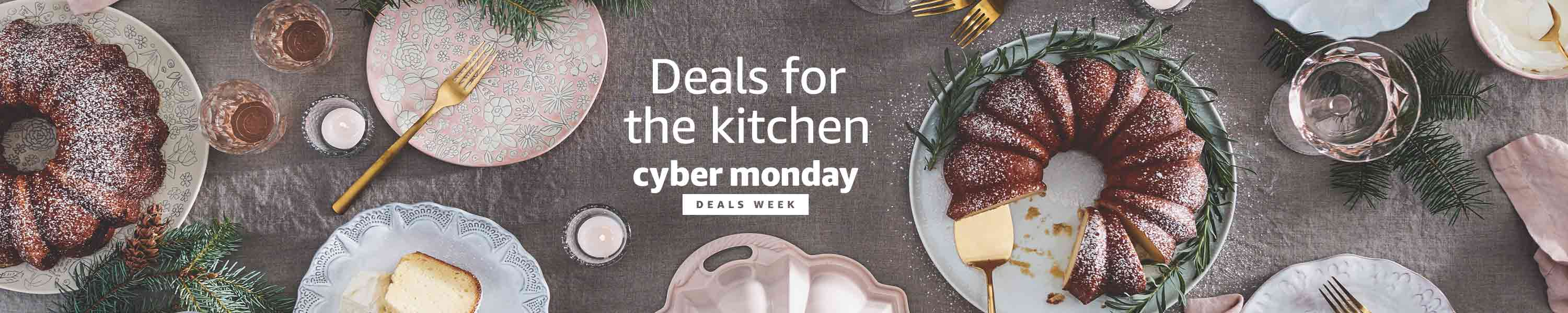 cyber monday kitchen deals